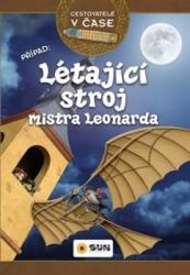VÁZQUEZ Victoria Létající stroj mistra Leonarda