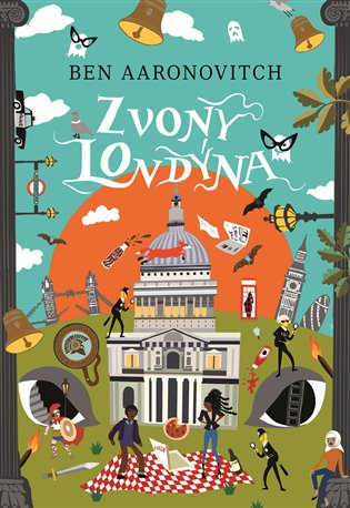 Ben Aaronovitch Zvony Londýna