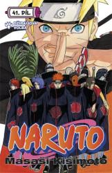 KIŠIMOTO Masaši Naruto 41: Džiraijova volba