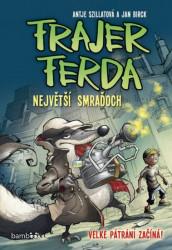 SZILLATOVÁ Antje Frajer Ferda - Největší smraďoch