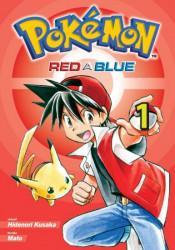 KUSAKA Hidenori Pokémon: Red a Blue 1