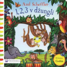 SCHEFFLER Alex 1,2,3 v džungli
