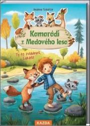 SCHÜTZE Andrea Kamarádi z Medového lesa