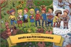 SMOLÍKOVÁ Klára Devět malých zahradníků