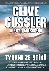 CUSSLER Clive Tyrani ze stínů
