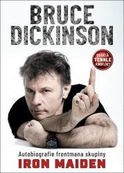 DICKINSON Bruce Co dělá tenhle knoflík?