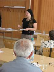 foto - Odborný seminář na téma Mediální výchova a porada knihovníků