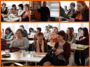 foto - Porada a odborný seminář pro knihovníky, které se konají 29.3.2017 v Městské knihovně Hodonín.