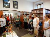 foto - Výjezdní poradu knihovníků profesionálních i neprofesionálních knihoven hodonínského regionu