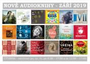 foto - Nové audioknihy